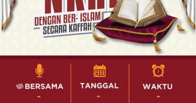 TABLIGH AKBAR Menjaga Keutuhan dan Stabilitas NKRI dengan Ber-Islam Secara Kaffah – Ustadz Abu Hamzah Yusuf