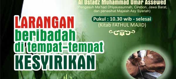 Kajian Islam Ilmiah Purwokerto 08 Maret 2014
